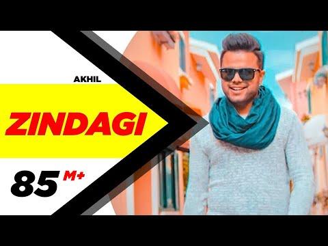 Zindagi-Akhil Full HD Video Song With Lyrics Mp3 Download