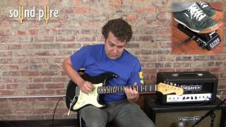 Fulltone Clyde Deluxe and Standard Wah Pedal Demo at Sound Pure