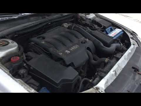Peugeot 406 2001 m dalys