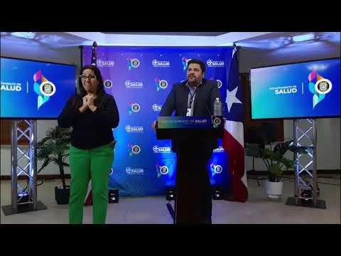 Carlos Mellado explica cómo será la nueva estructura organizacional de Salud