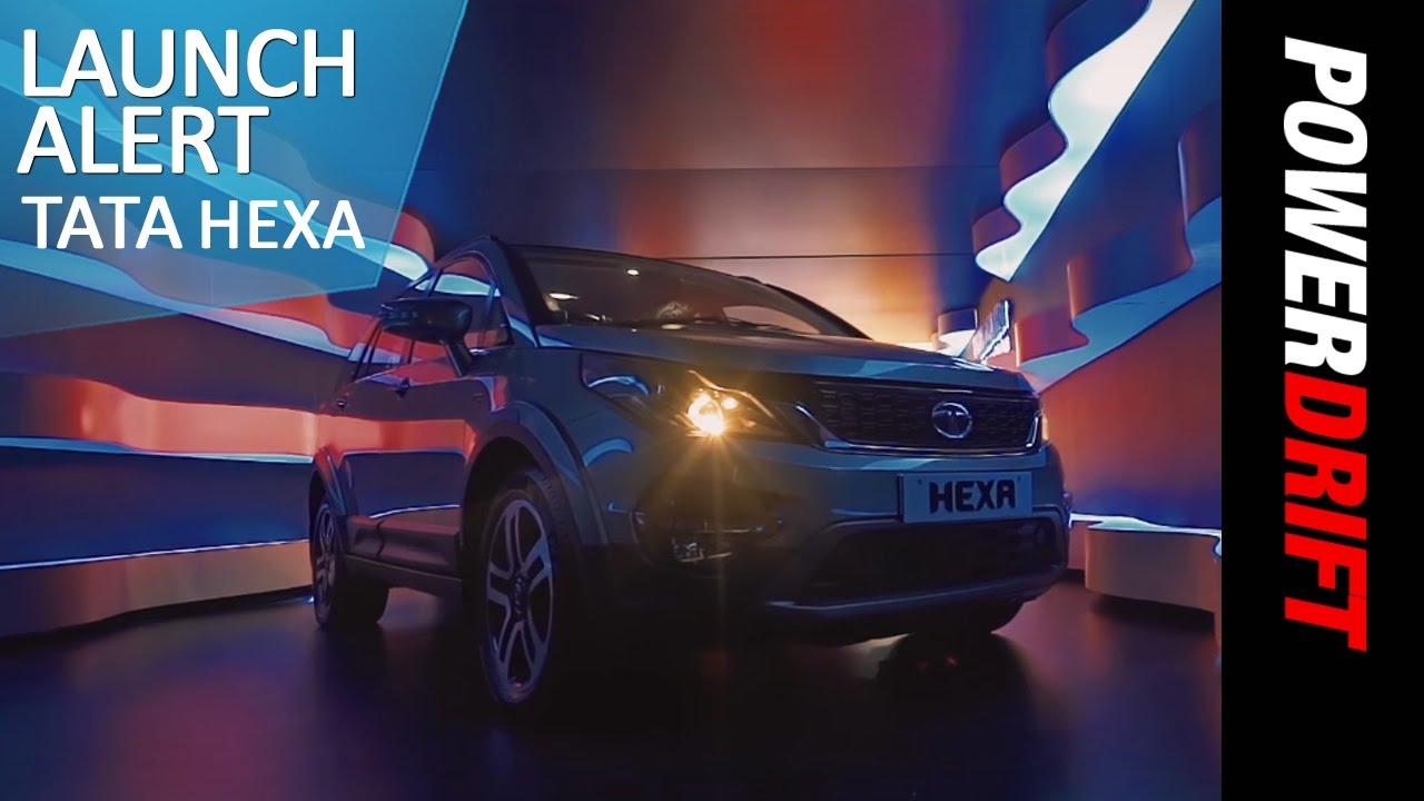 Tata Hexa launched : More value than Mahindra XUV500 and Toyota Innova Crysta?