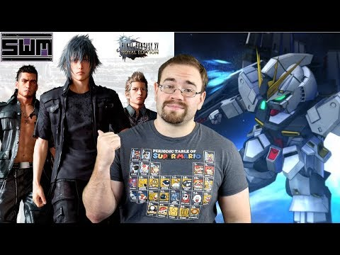 connectYoutube - News Wave! - Final Fantasy XV Royal Edition Frustrates Fans And SD Gundam Goes To The Switch