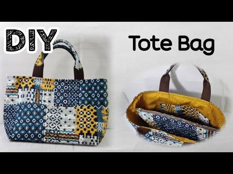 DIY- -How-to-make-tote-bag- -ว