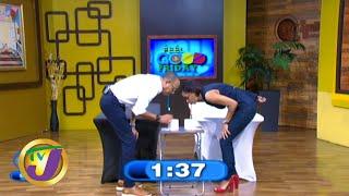 TVJ Smile Jamaica: Q-Tip Challenge - February 28 2020