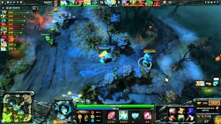 Fnatic vs Virtus Pro Game 2   Dota 2 Champions League @DotaCapitalist