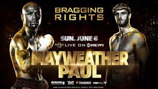 Logan Paul con mayor tamaño, alcance y peso, pero Floyd Mayweather es un boxeador de verdad