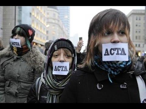 Video: ACTA RELOADED: TPP EDITION - Cenzūros naujienos iš JAV...