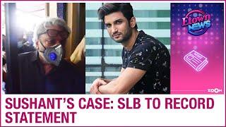 Sushant Singh Rajput case: Sanjay Leela Bhansali reaches police station to record statement - ZOOMDEKHO