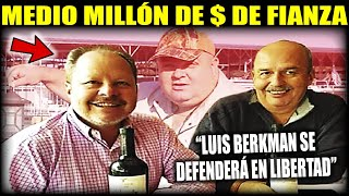 Caso gases Murillo: Justicia de EEUU determina que Luis Berkman se defienda en libertad