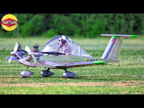 15-เครื่องบินเล็กสุดเจ๋งบินได้