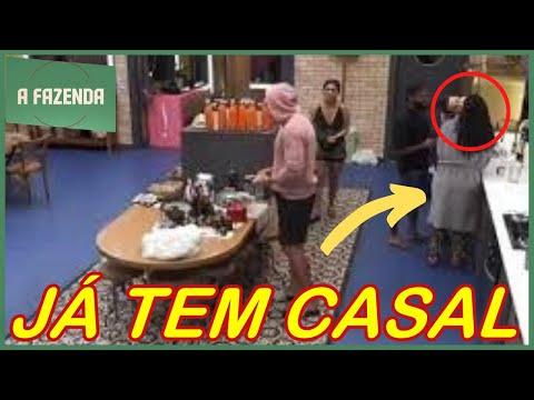A FADENDA 13: ROLOU UMA CLIMA COM DIREITO A BEIJOS- PRIMEIRO CASAL FORMADO