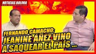 ???? FERNANDO CAMACHO: LA CORRUPCIÓN Y LA INCAPACIDAD ES LO QUE HA DEMOSTRADO ESTE GOBIERNO ????