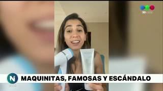 Estafa piramidal con FAMOSAS: la MÁQUINA QUE PROMETE MILAGROS - Telefe Noticias