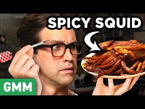 International BBQ Taste Test (GAME)