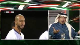 عبدالله الفرج : النصر لا ينافس على الدوري أمام الفيصلي