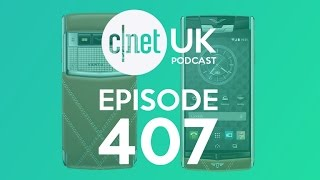 Control your Bentley with a ten grand phone in CNET UK podcast 407