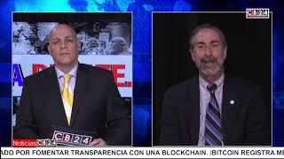 A Debate... con Alejandro Marcano Satelli Mar06