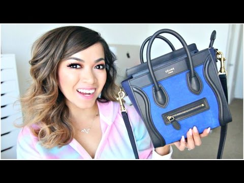 celine mini luggage bag replica - Related video wMqYwCc97BI : How to authenticate C��line handbags