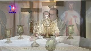 Adoración Eucarística 24 Mayo 2020 Padre Enrique Yanes  - Compártela con otros.