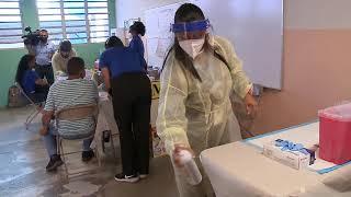 Vieques a punto de llegar al 70 % de vacunados para lograr la inmunidad de rebaño