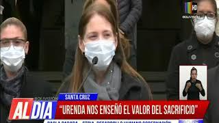 En Santa Cruz decretan 7 días de duelo por Oscar Urenda