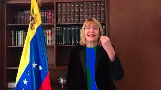 Luisa Ortega Diaz exhortó a las comunidades para que se abra debate sobre la importancia del voto