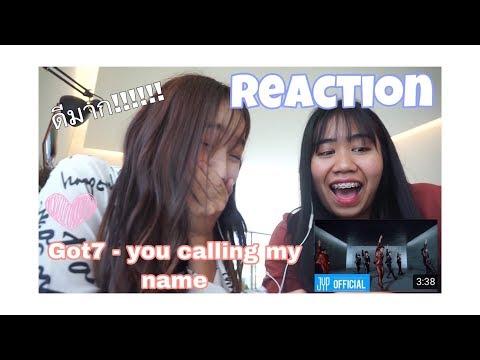 [-Reaction---GOT7-youcallingmy