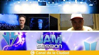 Leo García interpreta su nuevo hit y otros clásicos del rock nacional en Jam Session