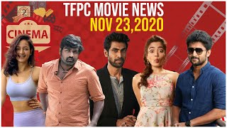 TFPC Movie News Today - Nov 23, 2020 | Entertainment | Gossips | Shootings | Actors | Hits | Flops - TFPC