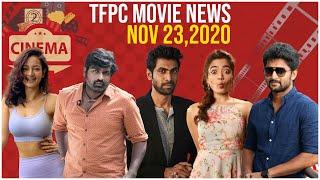 TFPC Movie News Today - Nov 23, 2020 | Entertainment | Gossips | Shootings | Actors | Hits | Flops - TFPC