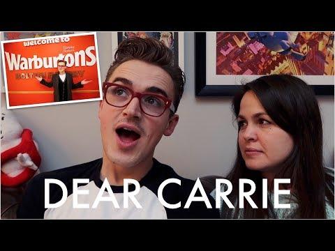 It's back | DEAR CARRIE