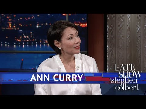 connectYoutube - Ann Curry: I Learned To Cuss In The Newsroom
