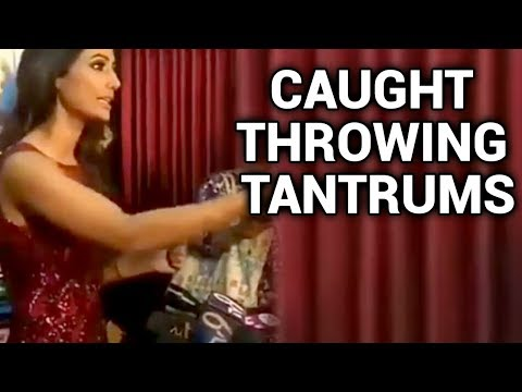 connectYoutube - Hina Khan THROWS TANTRUMS After LOSING To Shilpa Shinde Bigg Boss 11 Winner