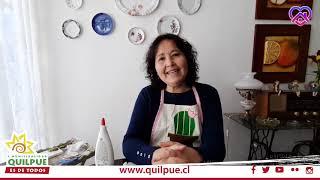 Taller de cerámica en frío: Magneto de verduras