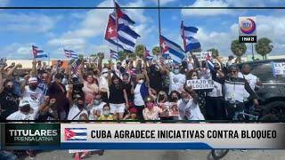 Cuba encabeza principales titulares del 1 de marzo de 2021