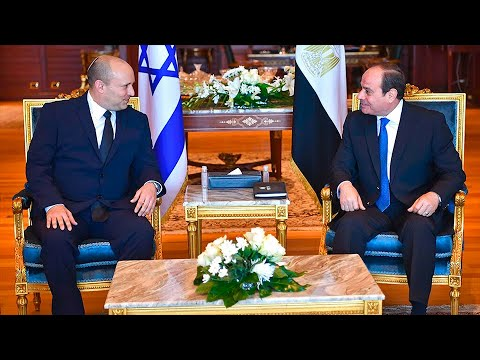 The relationship between Israel, Palestine and Egypt