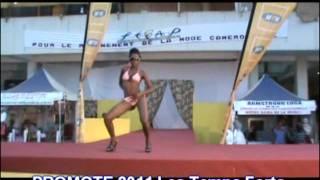 LES MOMENTS SHOW DU FASHION A PROMOTE 2011