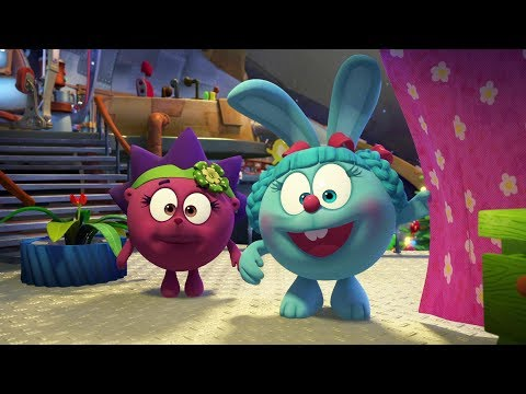Кадр из мультфильма «Пин-код. Прыжок в будущее. Баранка»