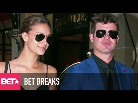 Robin Thicke Expecting Second Child - BET Breaks