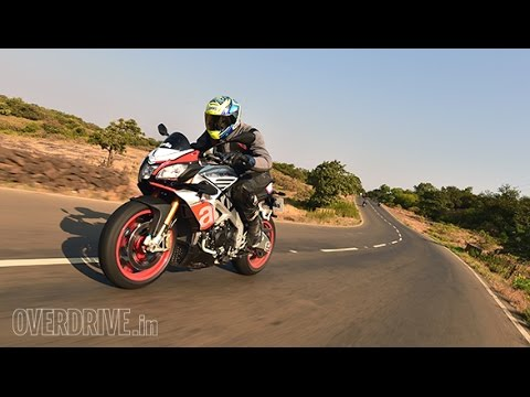 Aprilia Tuono V4 1100 Factory road test review