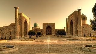 Uzbekistan Journey
