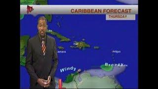 Caribbean Travel Weather - Thursday February 13th 2020