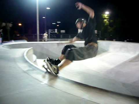 Dunedin Florida - Stirling Skatepark