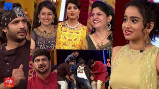 Nuvu Ready Nenu Ready Latest Promo - 17th September 2020 - Ravi,Vindhya  - Husband's Vs Wife's - MALLEMALATV
