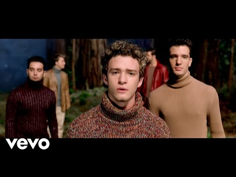 connectYoutube - *NSYNC - This I Promise You