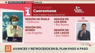 Santiago y Maipú a cuarentena: todos los cambios en Plan Paso a Paso