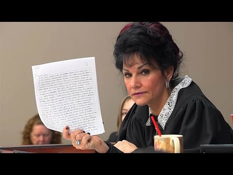 Judge Shuts Down Larry Nassar After He Complained About Listening To His Victims