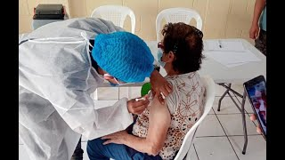 Desmienten falso anuncio de vacunación Covid-19