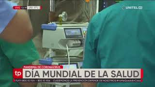 Rubén Costas pidió orar por el personal de primera línea que combate contra el Covid