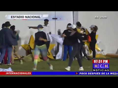 Afinan detalles para celebración del Bicentenario de Independencia en el Estadio Nacional